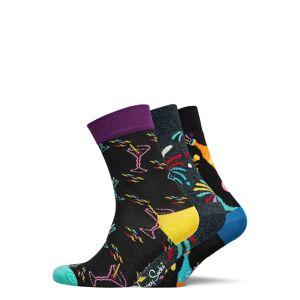 Happy Socks New Year´S Gift Box Underwear Socks Regular Socks Multi/mönstrad Happy Socks