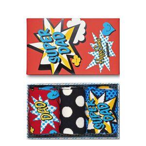 Happy Socks Father'S Day Gift Box Underwear Socks Regular Socks Multi/mönstrad Happy Socks