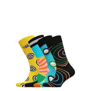 Happy Socks Psychedelic Gift Box Underwear Socks Regular Socks Multi/mönstrad Happy Socks
