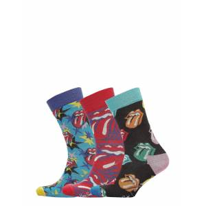 Happy Socks Rolling St S Sockbox Set Underwear Socks Regular Socks Multi/mönstrad Happy Socks