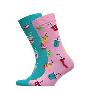 Happy Socks Snacks Gift Box Underwear Socks Regular Socks Multi/mönstrad Happy Socks