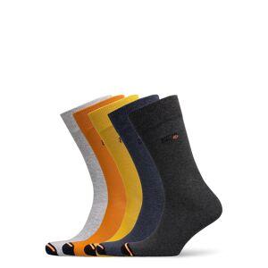 Superdry City Sock 5 Pack Underwear Socks Regular Socks Multi/mönstrad Superdry
