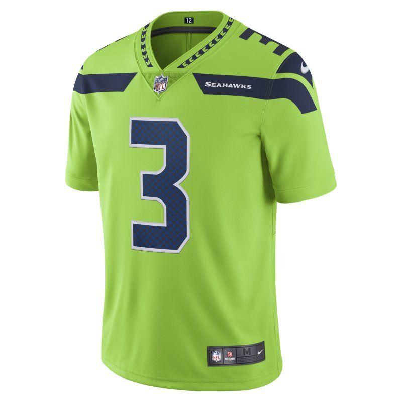 huge discount ffdd9 452cf Nike NFL Seattle Seahawks Limited Football Jersey för män - Grön M