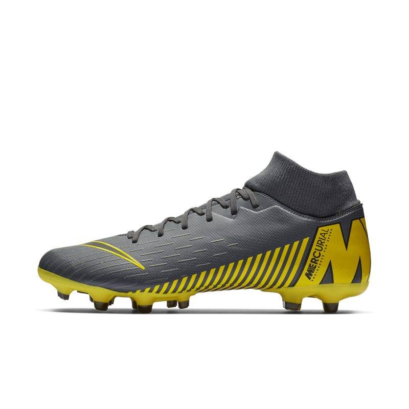 Nike Fotbollssko för varierat underlag Nike Mercurial Superfly 6 Academy MG  för män - Grå 7.5 1a154d59566d8