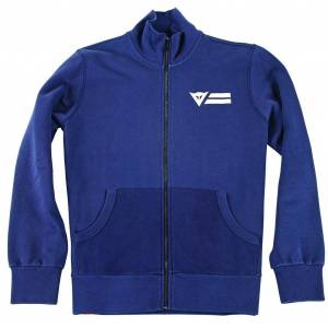 Dainese N'Joy Full Zip Zweat Shirt Svart Grå 2XL