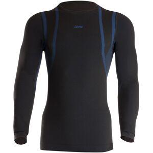 Lenz 1.0 Funktionell skjorta Svart Blå S