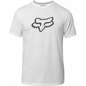 FOX Tournament SS Tech Tee T-Shirt Vit L