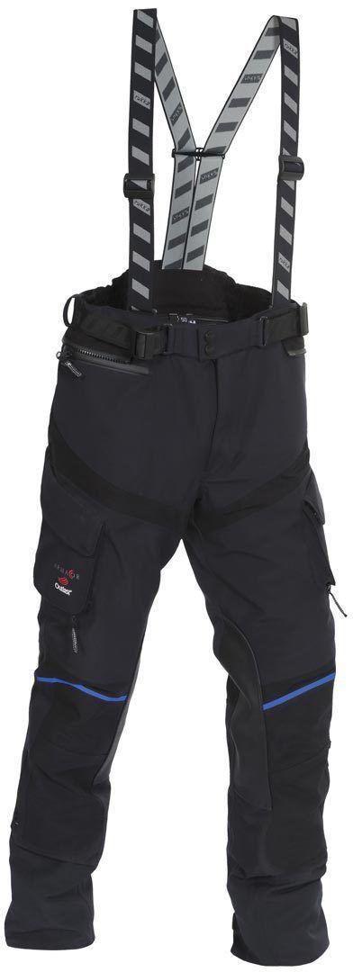 Rukka Energater Gore-Tex Textil byxor Svart Blå 56