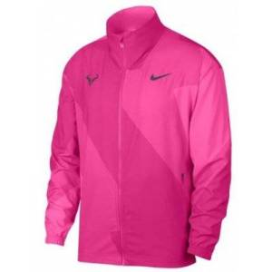 NIKE Rafa Court Jacket Pink Mens (M)