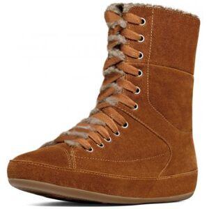 FitFlop Polar Sneaker Brown Sugar (39)