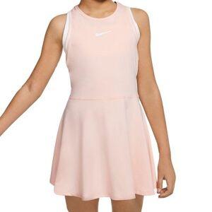 NIKE Girls Dry Dress Korall (S)
