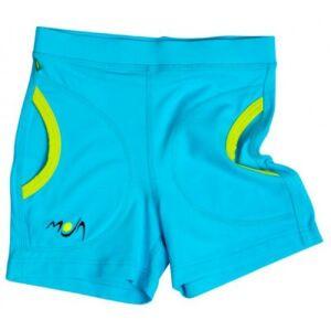 Moja Junior Korta Pants Turkos (L)