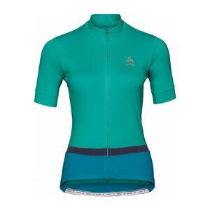 ODLO Stand-Up Collar Full-Zip Fujin Dam Cykel-jerseytröja L