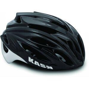 Kask Rapido Unisex Cykelhjälm svart