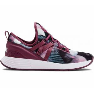 Under Armour UA W Breathe Trainer PRNT Dam Träningsskor EU 38,5 - US 7,5