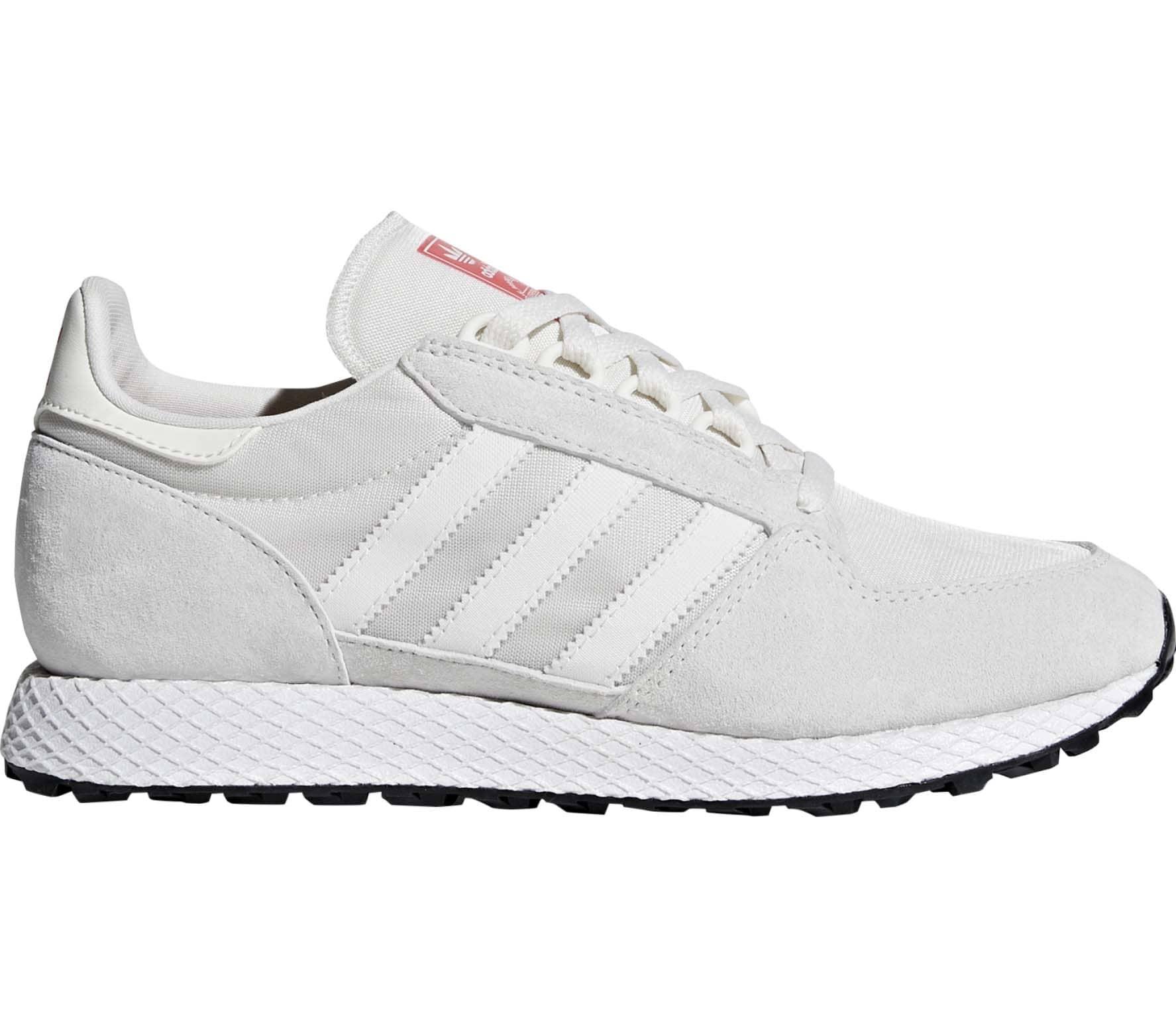 adidas Originals - Forest Grove Dam gymnastiksko (vit) - EU 36 2/3 - UK 4