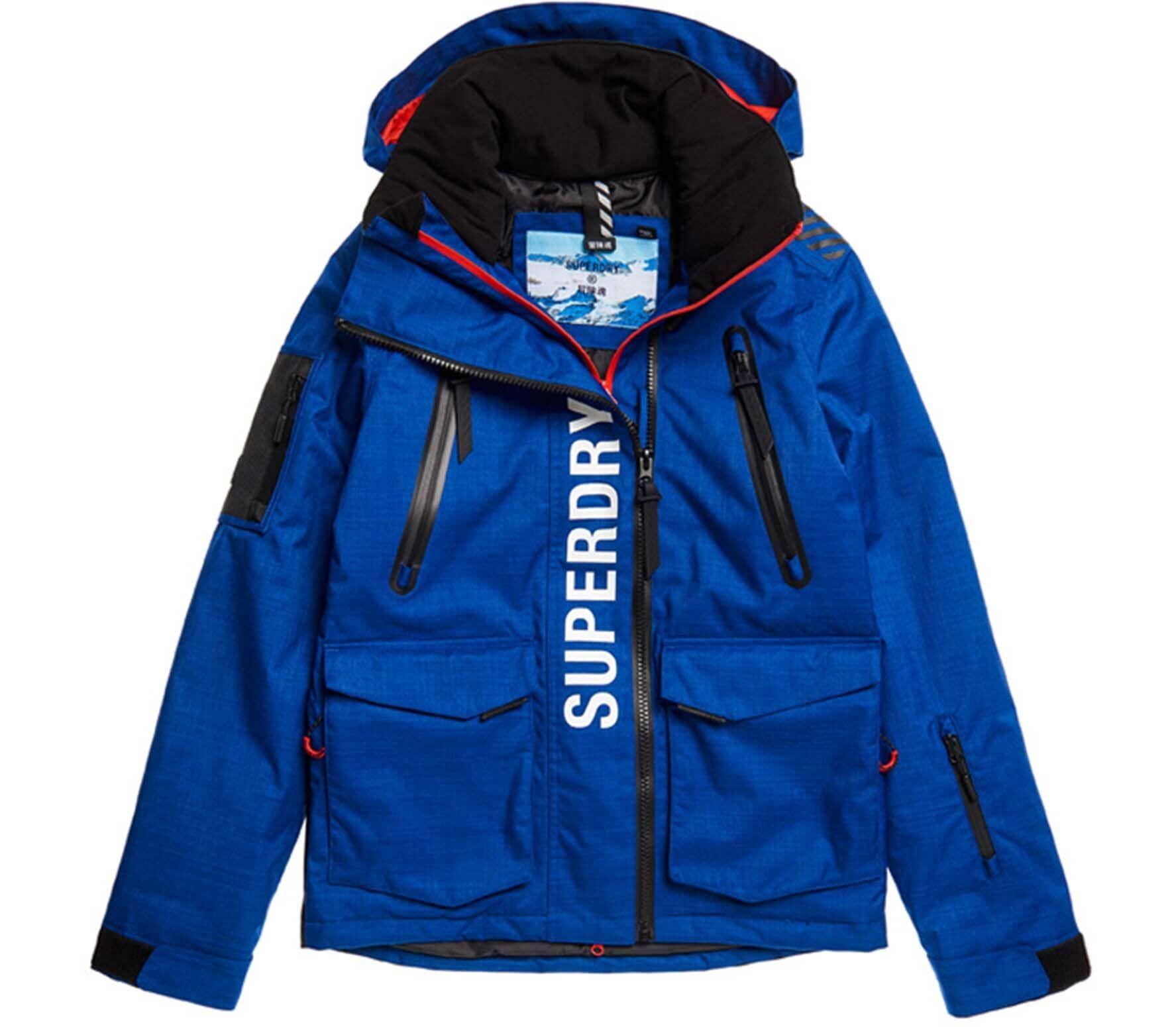 SUPERDRY SPORT® Ultimate Mountain Rescue Herr Skidjacka 48