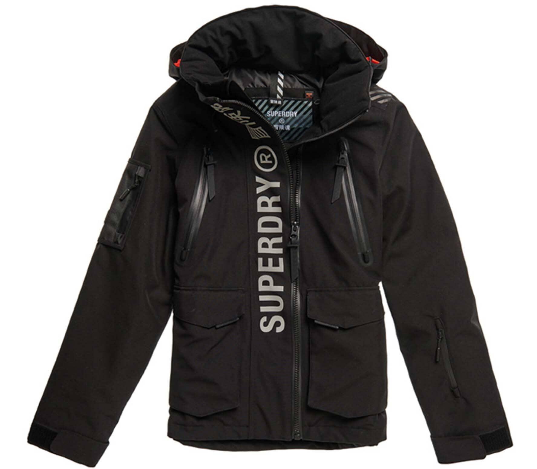 SUPERDRY SPORT® Ultimate Mountain Rescue Herr Skidjacka 50