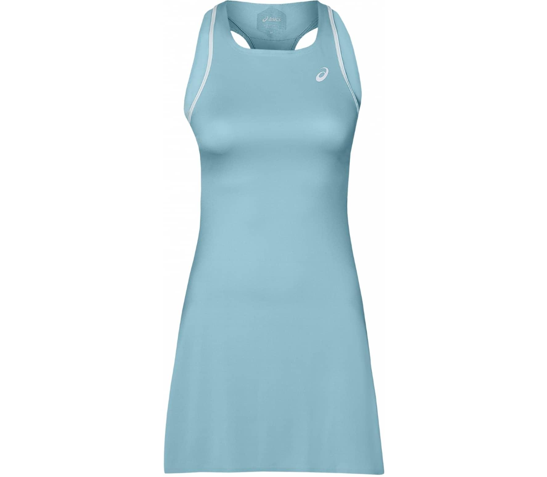 ASICS Gel-Cool Dam Tennisklänning turkos