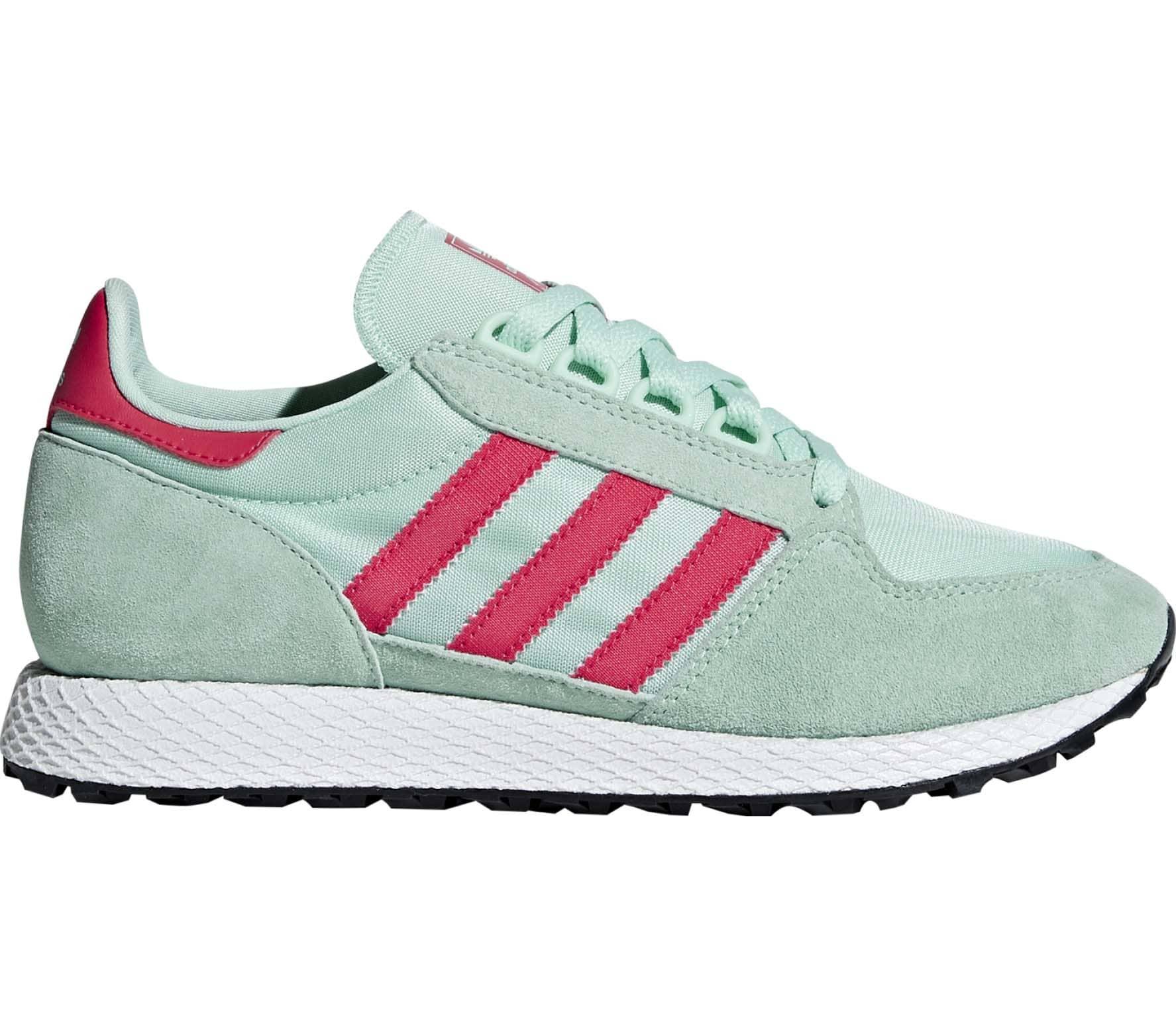 adidas Originals - Forest Grove Dam gymnastiksko (turkos) - EU 36 2/3 - UK 4