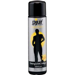 Pjur Superhero: EnergizinGinkgo, Vattenbaserat Glidmedel, 100 ml