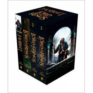 The Hobbit And The Lord Of The Rings: FTI Boxed Set