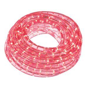 Velleman Ljusslang Ropelight LED Röd