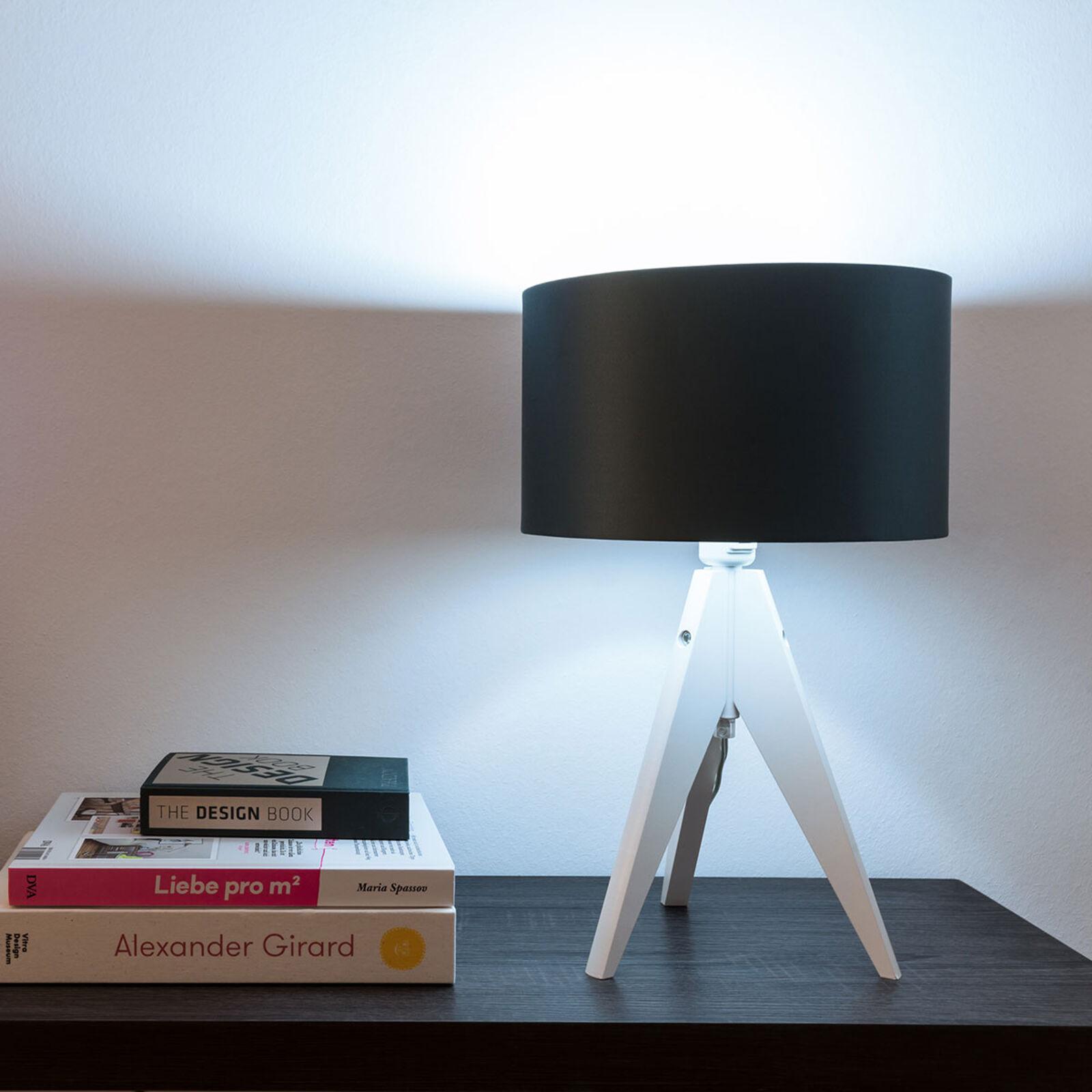 TINT Müller Licht tint vit+färg LED-lampa E27 9,5 W
