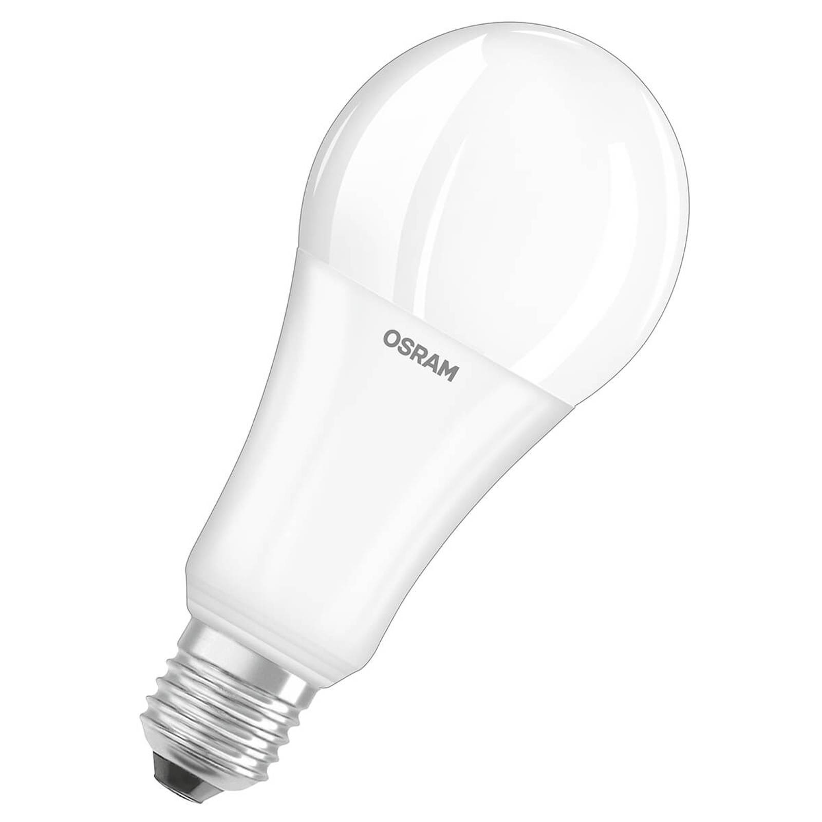 OSRAM LED-lampa E27 19W varmvit, 2452 lumen