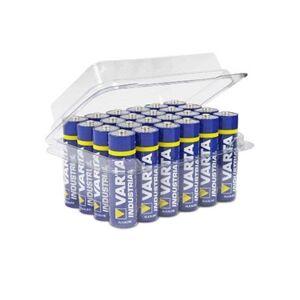 Varta batterilåda om 24 Mignon AA