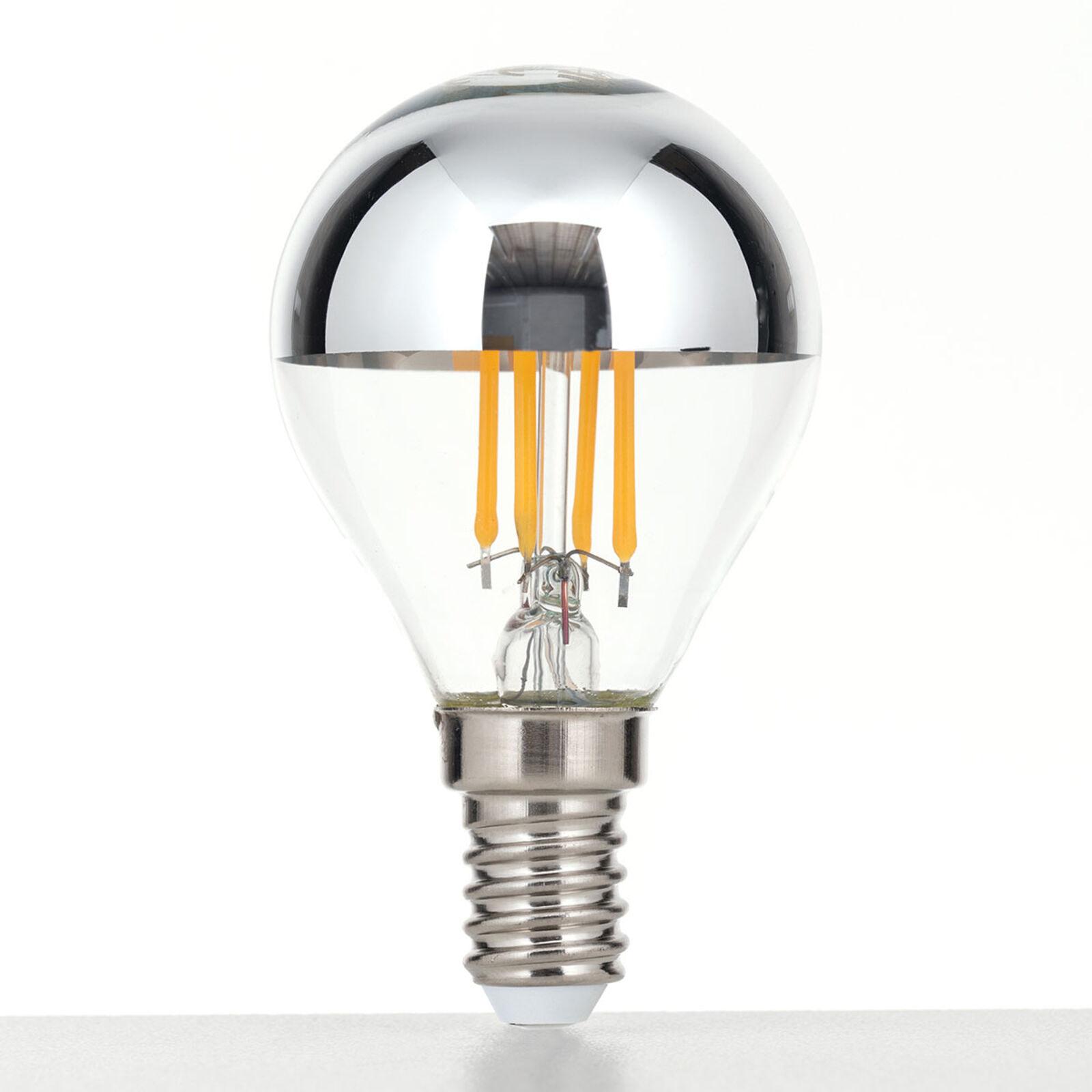 Orion LED-toppförseglad lampa E14 4W, varmvit, dimbar