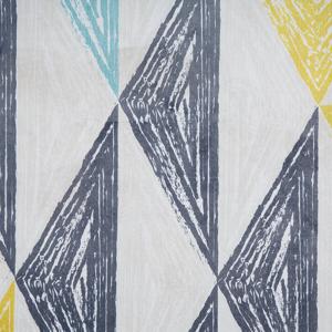 Beliani Matta 80 x 150 cm flerfärgad KALEN