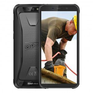Blackview BV5500 Pro vattentät & stöttålig 4G smartphone - Svart