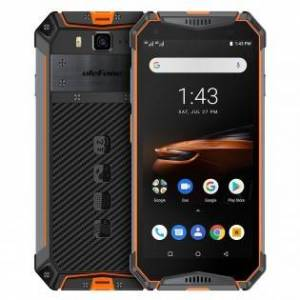 Ulefone Armor 3W tålig telefon med stort batteri - Orange