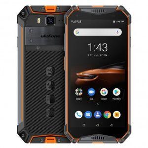 Ulefone Armor 3W tålig telefon med stort batteri - Svart