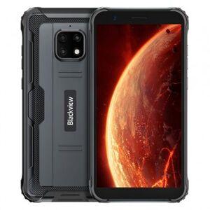 Blackview BV4900 IP68 smartphone Android 10 - Svart