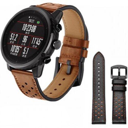 Xiaomi smartwatches Läderarmband...