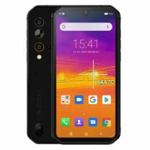 Blackview BV9900 Pro smartphone FLIR värmekamera IP68 - Mörkgrå