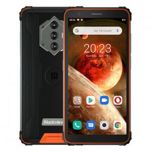 Blackview BV6600 IP68 smartphone - Svart