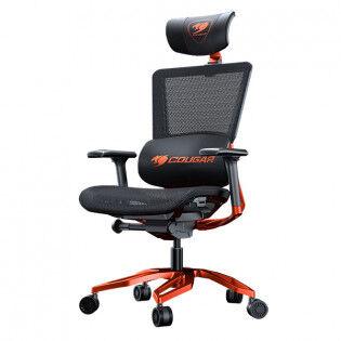 Cougar Argo ergonomisk gamingstol  - Svart