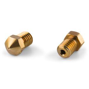PrimaCreator RepRap M6 Brass Nozzle 0,4 mm - 1,75 mm - 1 pcs