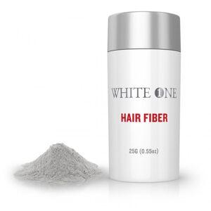 Hair Fiber - Vit/Grå