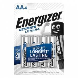 Batteri Lithium AA
