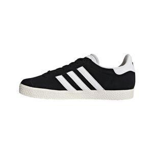 Adidas Gazelle Skor Junior Svart