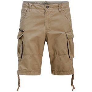 Jack & Jones Chop Cargo Shorts Coriander Herr