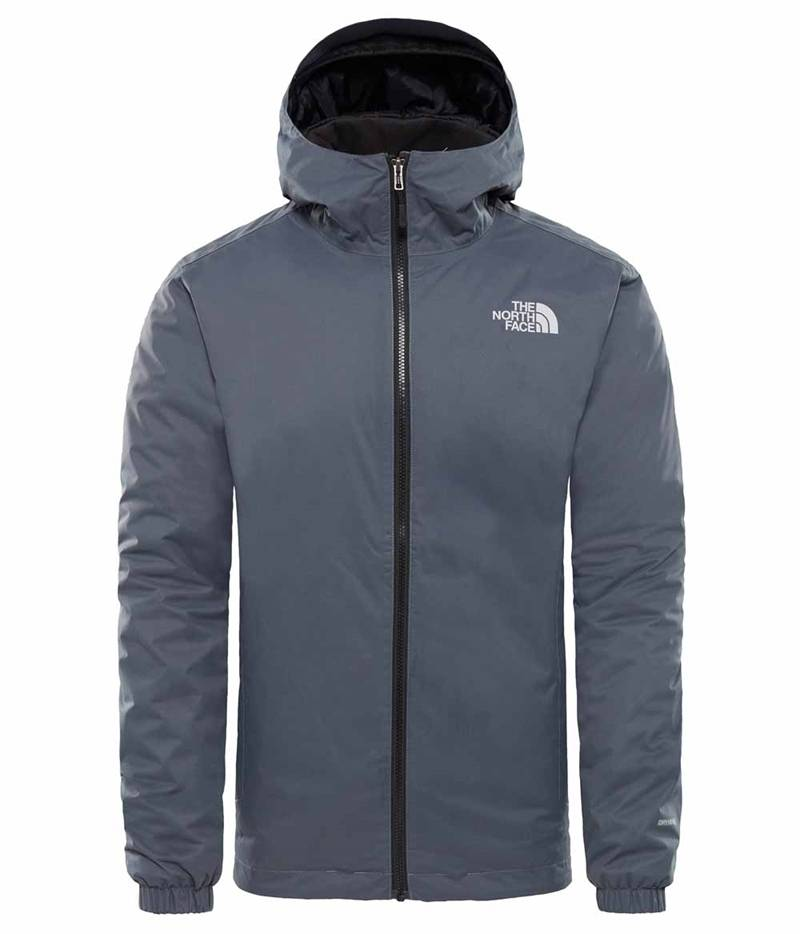 The North Face Quest Insulated Skidjacka Grå Herr