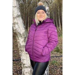 Tuxer Ally Vinterjacka Dam Lila