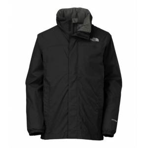 The North Face Boys Resolve Reflective Jacket Tnf Black Skaljacka Barn Storlek 120