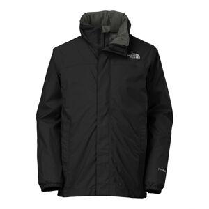 The North Face Boys Resolve Reflective Jacket Tnf Black Skaljacka Barn Storlek 120