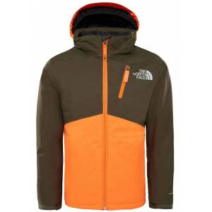 The North Face Snowdrift Vinterjacka Brun Junior